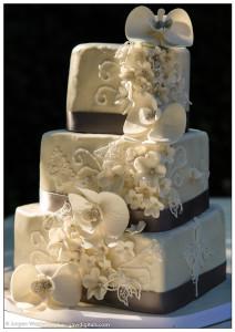 Bruidstaart, Weddingcake